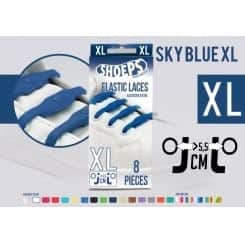 SHOEPS CIPŐFŰZŐ XL SKY BLUE 8db