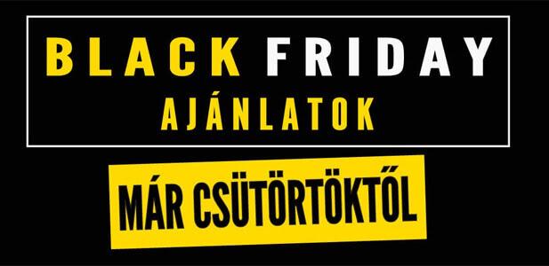 60883bb1c65c Valóban 30 és 85% kedvezménnyel tudsz idén is Black Friday alkalmából  vásárolni tőlünk.